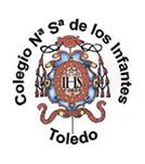 Logo Colegio NS de los Infantes Toledo