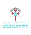 Logo Colegio diocesano Santiago el Mayor Toledo