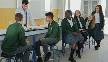 Servicio Educación Secundaria